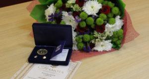 50 лет в счастливом браке: супружеской паре из Стерлитамака вручили медаль За любовь и верность