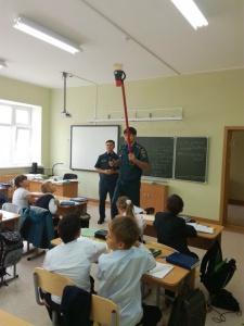 Photo of В новой школе Стерлитамака проверили автоматическую пожарную сигнализацию