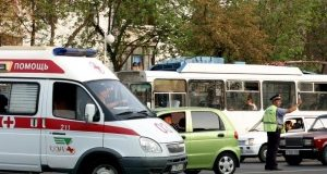 В Уфе расследовали ДТП с машиной скорой помощи