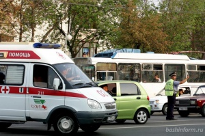 Photo of В Уфе расследовали ДТП с машиной скорой помощи