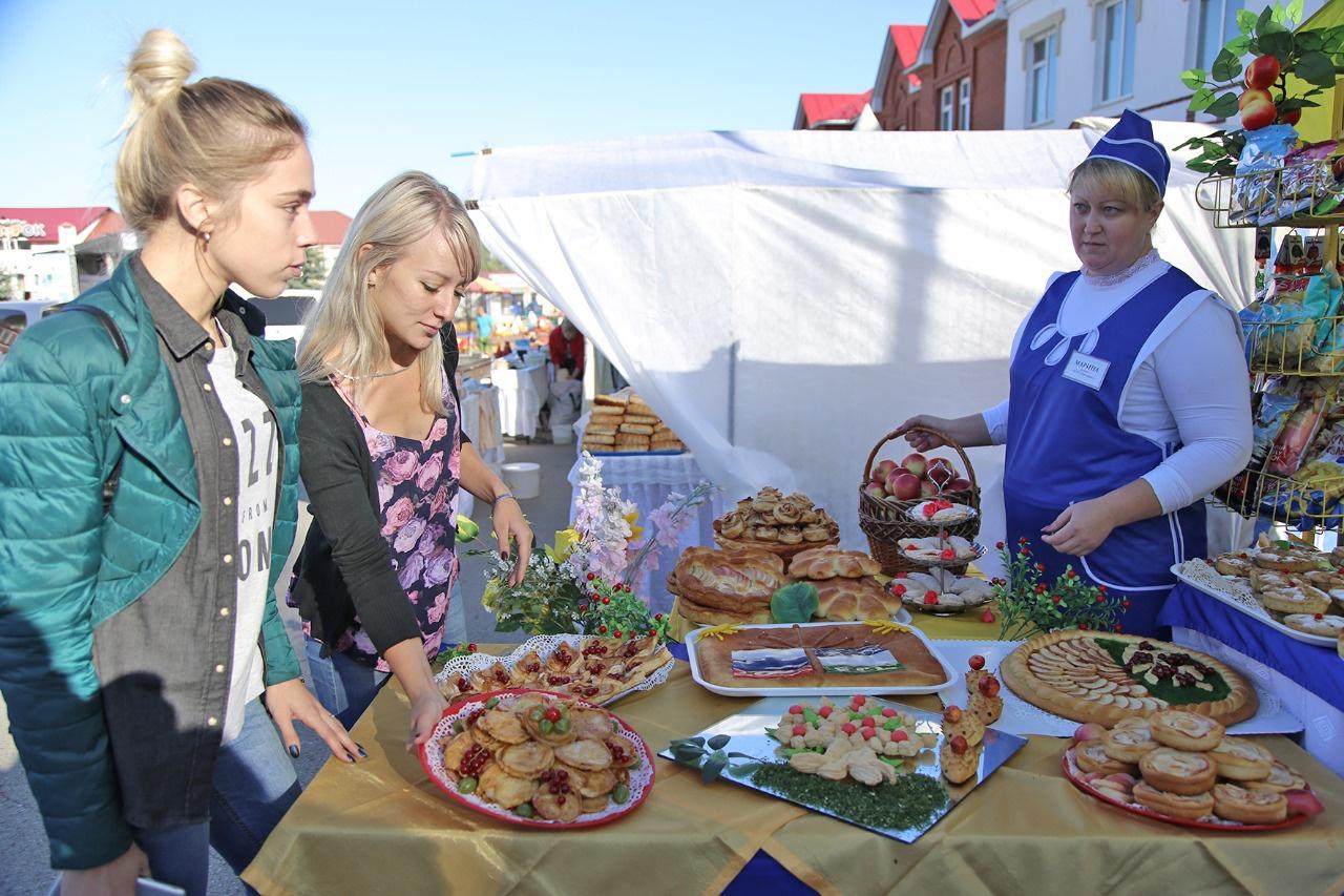 Photo of В Бирске проходят  День города и фестиваль «Бирское яблоко»