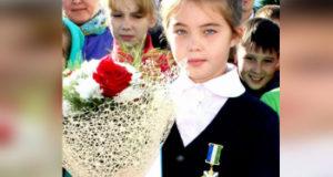 Пятиклассница из Башкортостана получила медаль за «Доблесть»