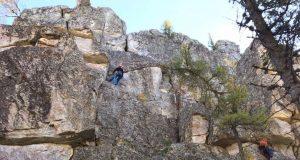 В Башкирии на Инзерских зубчатках разбились альпинисты из Екатеринбурга