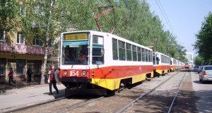 В Уфе виновник ДТП заплатит за задержку трамваев из за аварии