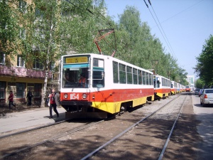 Photo of В Уфе виновник ДТП заплатит за задержку трамваев из-за аварии