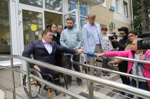 Photo of В Башкирии активисты ОНФ оценили доступность социально—значимых объектов Уфы