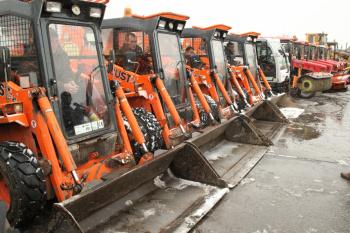Парад коммунальной техники пройдет в Стерлитамаке