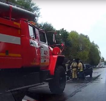 Photo of Спасатели МЧС России приняли участие в ликвидации ДТП в городе Стерлитамак