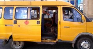 В Башкирии водитель перевозил пассажиров в автобусе, который мог взорваться в любую минуту