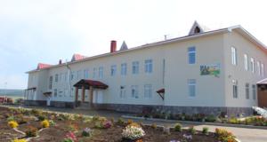 В Гафурийском районе Башкирии открылся новый детский сад
