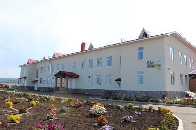 Photo of В Гафурийском районе Башкирии открылся новый детский сад
