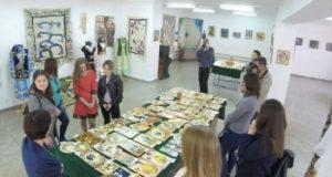 В Стерлитамаке открылась выставка работ студентов и преподавателей СФ БашГУ