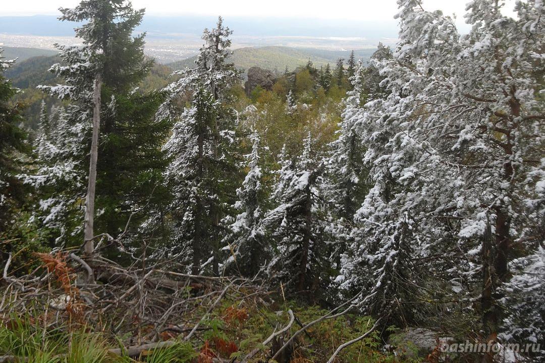 Photo of В Башкирии этой ночью температура воздуха опустится до -12 градусов