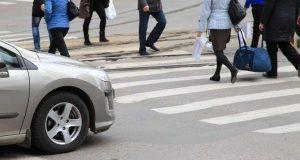 Владимир Путин значительно повысил штраф за непропуск пешеходов и велосипедистов