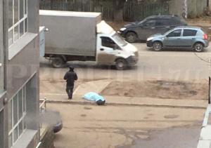 Photo of В Уфе горожане нашли труп неизвестного прямо на улице