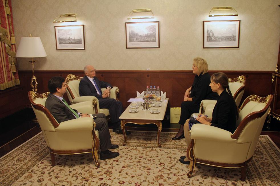 Photo of Лилия Гумерова: «Российско-молдавские отношения будут укрепляться горизонтальными связями между Башкортостаном и Гагаузией»