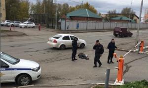 Photo of В Уфе около торгового центра сбили пешехода