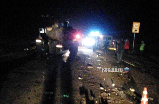 Photo of В Башкирии в ДТП с КАМАЗом погибли водитель и пассажир Шевроле