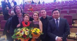 Башкирская балерина Леонора Куватова стала обладателем российской премии «Легенда»
