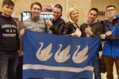 Стерлитамаковцы приняли участие в XIX Всемирном фестивале молодёжи и студентов