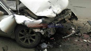 Photo of В Башкирии произошло массовое ДТП: у «Мерседеса» заклинило тормоза