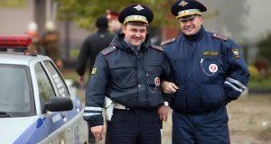 Госавтоинспекция   самая популярная, по результатам опроса, полицейская служба как в Башкирии, так и во всей России