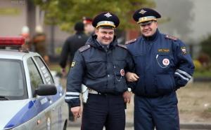 Photo of Госавтоинспекция — самая популярная, по результатам опроса, полицейская служба как в Башкирии, так и во всей России