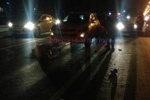 Photo of На трассе Уфа-Аэропорт под колесами автомобиля погибла 79-летня женщина