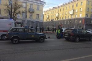 Photo of В Уфе пожилой прохожий попал под колеса Porsche Cayenne