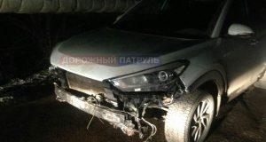 В Башкирии стражи порядка оперативно задержали угонщиков Hyundai Tucson