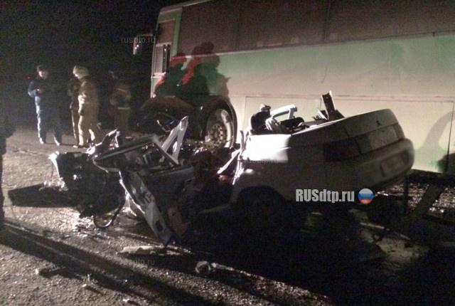 Photo of В Башкирии в ДТП с автобусом погиб человек