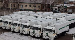 Осужденные ИК 7 Башкирии за сборку автозаков получают зарплату до 12 тысяч рублей   фоторепортаж