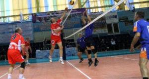 Стерлитамакская команда одержала победу в турнире по волейболу среди ветеранов