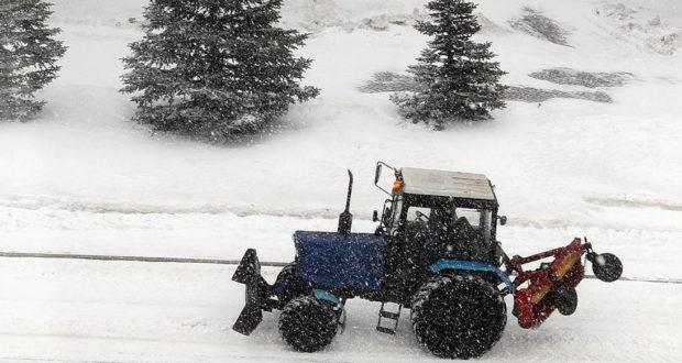 Уфа сможет привлечь на уборку снега только 47 единиц техники от предприятий и организаций
