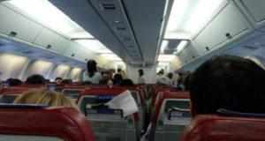 Пьяный дебошир рейса Уфа Тайланд задержал вылет на 2 часа