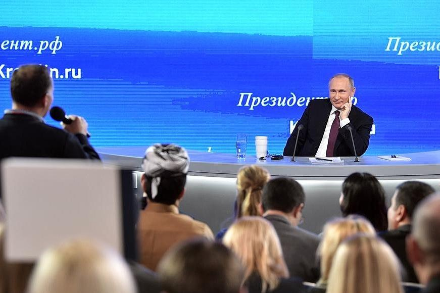 Photo of Журналисты Башкирии аккредитованы на большую пресс-конференцию Владимира Путина