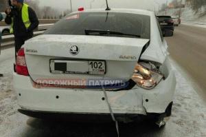 Photo of В Уфе в автомобильной аварии пострадал 2-х месячный младенец