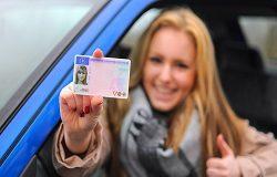 В Украине первые водительские удостоверения будут выдавать на два года