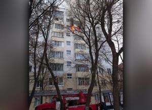 Photo of В Уфе пожарные спасли из огня шесть человек