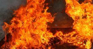 Еще одна жертва пожара в Башкирии: личность погибшего устанавливается