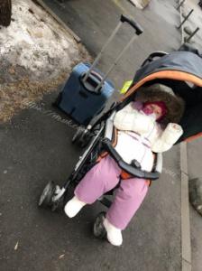 Photo of В Стерлитамаке легковушка зацепила на «зебре» коляску с ребенком и скрылась