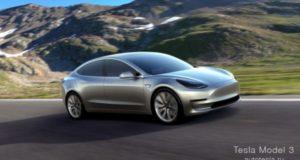 Tesla Model 3 установил рекорд Пушечного ядра