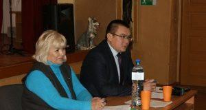 В с.Ильтебаново состоялся сход граждан   новости Учалы