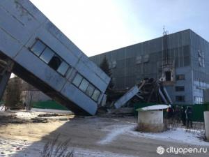 Photo of В Стерлитамаке рухнул надземный переход