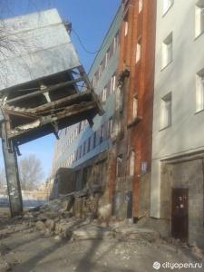 Photo of Жильцов дома рядом с обрушением в Стерлитамаке эвакуируют