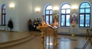 В Стерлитамаке в новом храме на ул.Строителей состоится первое богослужение