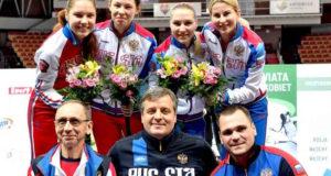 Воспитанница башкирского спорта завоевала «золото» Кубка мира по фехтованию
