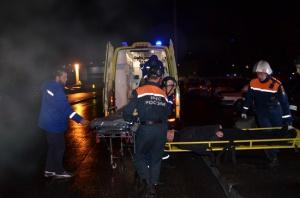 Photo of Мощный взрыв прогремел в жилом доме в Омске, сообщается о шести пострадавших