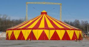 В Башкирии судебные приставы разыскали алиментщика, задолжавшего 900 тысяч рублей, в цирке Шапито