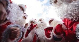 Каждый уфимец может стать Дедом Морозом и принять участие в лыжном забеге